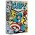 Quebra-Cabeças Nano - Captain America 500pçs - Game Office - Imagem 1