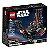 Lego Star Wars - Kylo Ren's Shutle Microfighter - Original Lego - Imagem 1