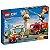 Lego City - Burguer Bar Fire Rescue - Original Lego - Imagem 1