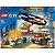 Lego City - Fire Helicopter Response - Original Lego - Imagem 1