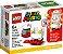 Lego Super Mario - Fire Mario - Original Lego - Imagem 1
