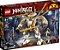 Lego Ninjago - Golden Mech - Original Lego - Imagem 1