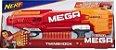 NERF N-STRIKE B9894 MEGA TWINSHOCK - Imagem 1