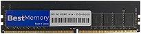 MEMÓRIA DESKTOP 4GB 2400MHZ DDR4 BEST MEMORY - Imagem 1