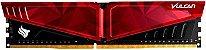 MEMÓRIA DESKTOP 16GB 3200MHZ DDR4 TEAMGROUP T-FORCE VULCAN - Imagem 1