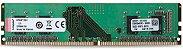 MEMÓRIA DESKTOP KINGSTON 4GB 2400MHZ DDR4 - Imagem 1