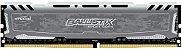 MEMÓRIA DESKTOP CRUCIAL BALLISTIX 4GB 2666MHZ DDR4 - Imagem 1