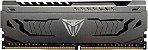 MEMÓRIA DESKTOP PATRIOT VIPER STEEL 8GB 3000MHZ DDR4 - Imagem 1