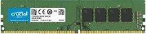 MEMÓRIA DESKTOP CRUCIAL 8GB 2666MHZ DDR4 - Imagem 1