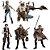 Star Wars The Black Series 6 Heroes of Endor SDCC 2020 Exclusive - Imagem 1