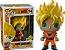 Funko Pop - #14 Super Saiyan Goku Exclusive - GITD - Imagem 1