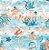 Faixa de Cabelo Bebê BioBaby Fundo do Mar - Imagem 2