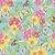 Babador BioBaby Bebê Floral - Imagem 2