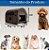 Casa para Cachorro Tikko cor Tabaco - Imagem 8