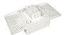 CAIXA DE EMBUTIR PAINEL LED 12W 16X33 5CM PLASLED - Imagem 1