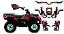 Kit Gráfico Can-am Outlander 400 2010 até 2014 - Monster 2 - Imagem 1