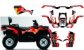 Kit Gráfico Can-am Outlander 400 Max - Redbull - Imagem 2