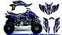 Kit Gráfico Yamaha YFZ 450R - Alpine/Monster - Imagem 1