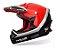 Capacete Mattos Racing-  Vermelho - Imagem 1