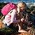 Mochila Infantil Paddlepak Pink Tropical (Rosa) Trunki - Imagem 5