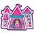 Prato Infantil Princesa Stephen Joseph - Imagem 1