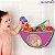 Organizador de Brinquedos para Banheiro Rosa Munchkin - Imagem 2