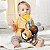 Brinquedo pelúcia de Atividades com Mordedor (Bandana Buddies) Macaco - Skip Hop - Imagem 3