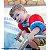 Bóia Colete Infantil Super Heróis - 14 a 25 kg - Panda Pool - Imagem 4