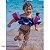 Bóia Colete Infantil Super Heróis - 14 a 25 kg - Panda Pool - Imagem 2