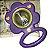 Sophie La Girafe - Kit Presente Fresh Touch Chocalho Roxo - Vulli - Imagem 3