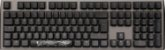 Teclado Mecânico Ducky Channel Shine 7 Gunmetal RGB Backlight Cherry Brown - Imagem 1