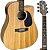 Violão Giannini Gf-1d Ceq Zw Zebra Wood Folk Gf 1d - Imagem 2