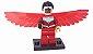 Boneco Falcão Negro Compatível Lego Marvel - Imagem 1