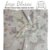 Tecido para Blusa Fleece Ursinhos fundo Bege Acinzetado  1,20x1.60m  - Imagem 1