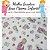 Malha Suedine estampa Bebês para Pijama Infantil 1,50cm x 1.70m  - Imagem 1