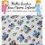 Malha Suedine Carros com Bichos para Pijama Infantil 1,50cm x 1.70m  - Imagem 1