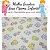 Malha Suedine Raposa e Cervos para Pijama Infantil 1,50cm x 1.70m  - Imagem 1
