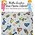 Malha Suedine Dinossauros para Pijama Infantil 1,50cm x 1.70m  - Imagem 1