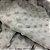 Bubble Soft Cinza 50cm x 1.45m - Imagem 1