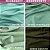 Tecido Microsoft Verde Menta Hipoalérgico 4cortes de 50cm x 1.60m cada, Artesanato - Imagem 1