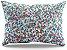 Fronha de Cetim - Floral Laranja - Imagem 1