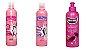COMBO Yamasterol- Shampoo Suave Less Poo 320ml + Condicionador CoWash! 320ml + Creme Multifuncional com Queratina 200g - Yamá - Imagem 1