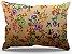 Fronha de Cetim Antifrizz Silk Satin Tarde Florida - Turban - Imagem 1