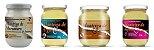 COMBO Manteiga de Murumuru e D-Pantenol 220g + Manteiga de Argan e Arginina 220g + Manteiga de Tutano e Queratina 220g + Manteiga de Arginina e Colágeno 220g - Imagem 1