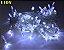 Pisca Led de Natal Branco Frio Luz Fixa 10m 110v 100leds - Imagem 1