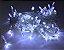 Pisca Led de natal Branco Frio 8 efeitos 10m 220v 100leds - Imagem 2