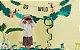 Guirlanda/painel de festa safari - Go Wild (Meri Meri) - Imagem 4
