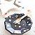 Prato de papel Universo / Planetas - Meri Meri (8 unidades - 18 cm) - Imagem 2