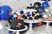 Topo de bolo festa Astronauta - Meri Meri - Imagem 5