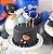 Topo de bolo festa Astronauta - Meri Meri - Imagem 4
